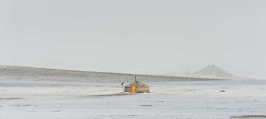 Outer Mongolia
