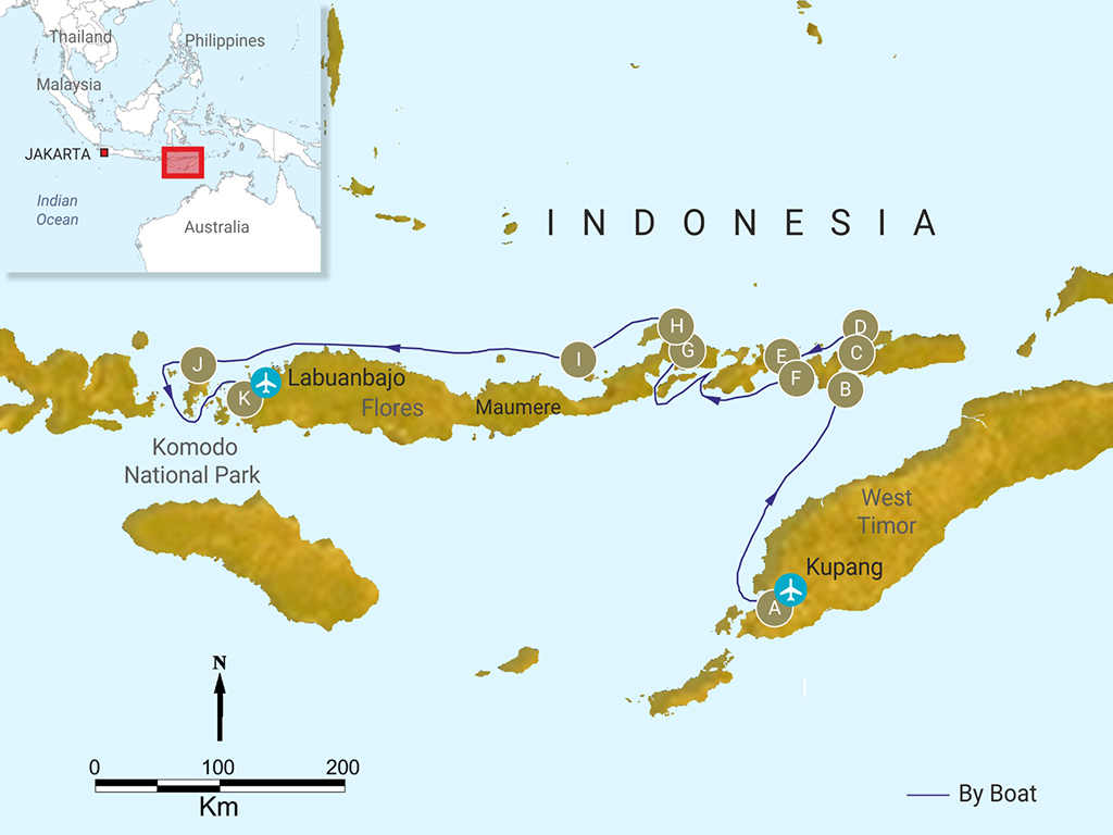 The Map Is A Visual Representation Of The Locations Included In This Trip Click Over The Image To Zoom Into The Map For More Information Please Refer To