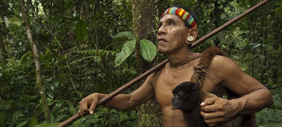 Amazon Huaorani